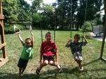 Helmets on Swing Sets? The evolution of protective gear and keeping kids safe.