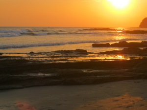Playa de Madera Sunset